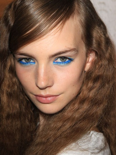 Moschino-Cheap-Chic-Spring-2013-makeup
