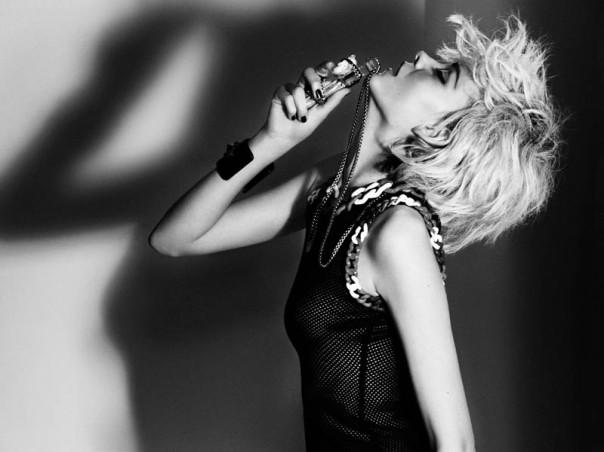 Glamour-Madonna