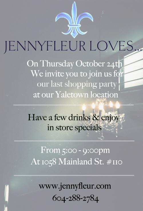 Jennyfleur Loves..