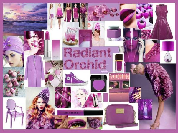 Radiant Orchid - Colour of 2014