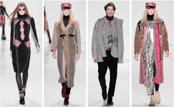 Custo Barcelona Fall 14 RTW