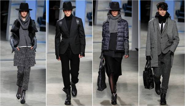 Kenneth Cole Fall 14 RTW