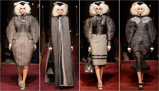 Thom Browne Fall 14 RTW