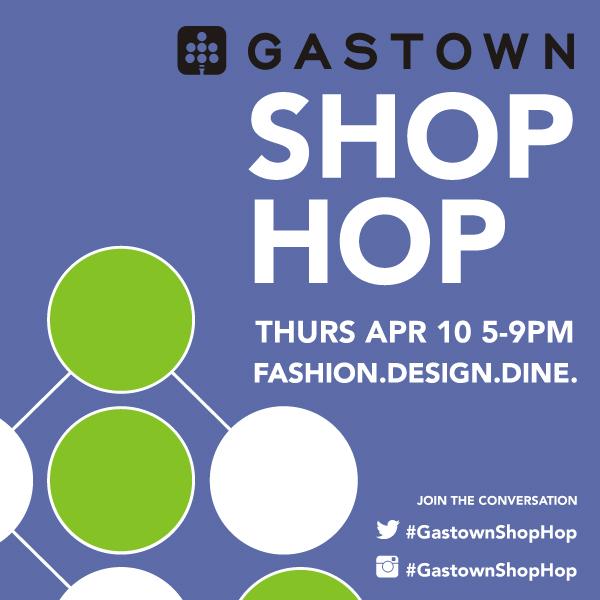 Shop Hop Gastown